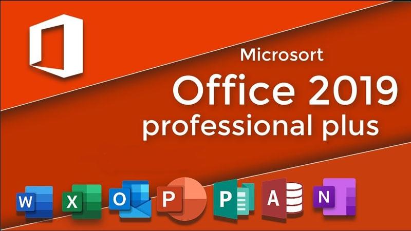 Chiave professionale di Office 2019