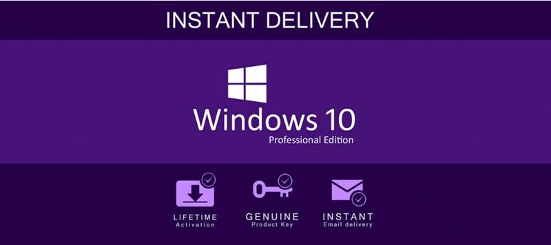 Chiave di Windows 10 Professional